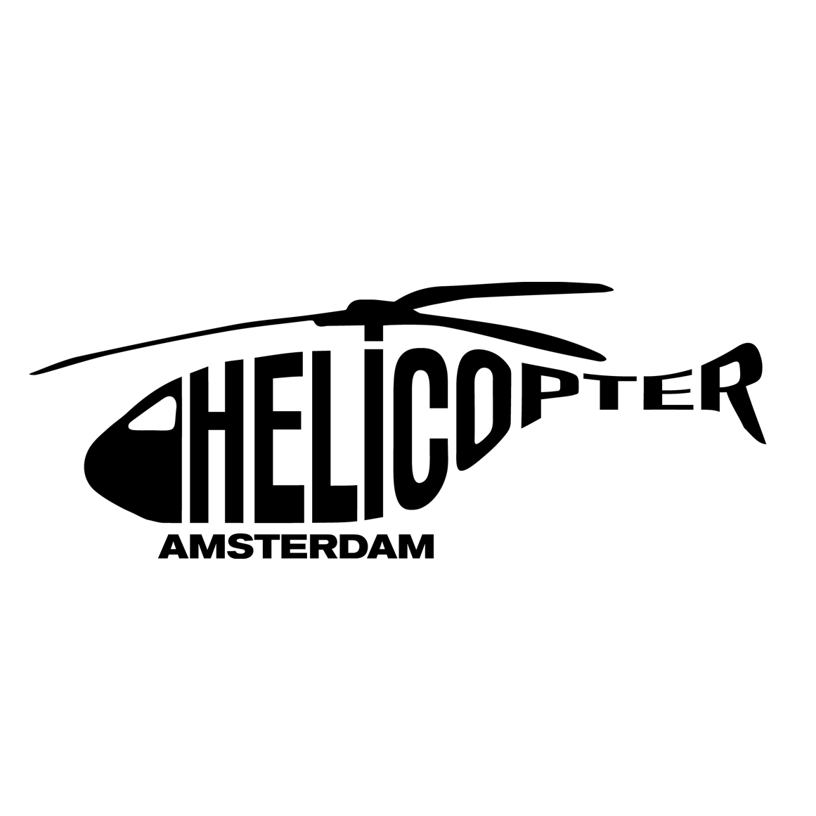 Helicopter Amsterdam