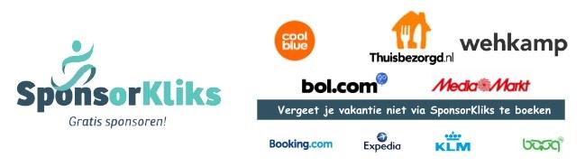 SponsorKliks, sponsor Groen-Geel gratis!