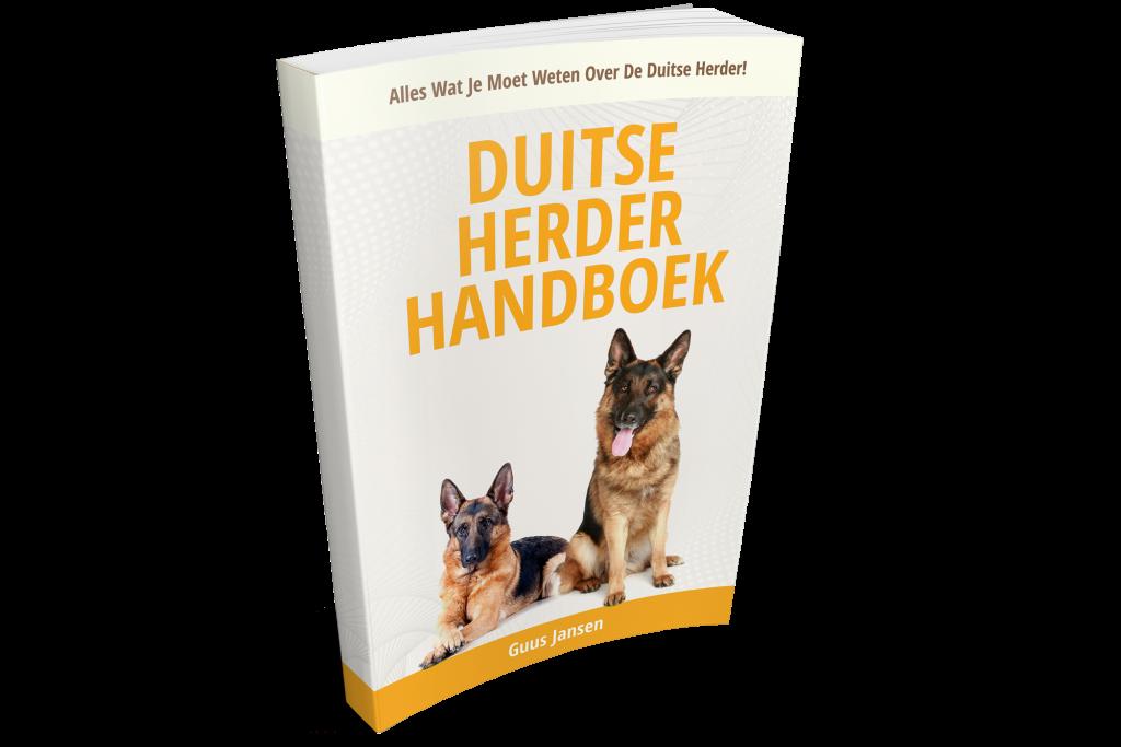 Handboek Duitse Herdershond